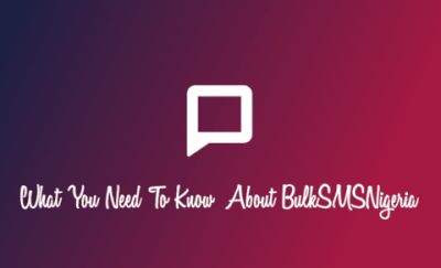Why bulk SMS service providers cannot do without BulkSMSNigeria