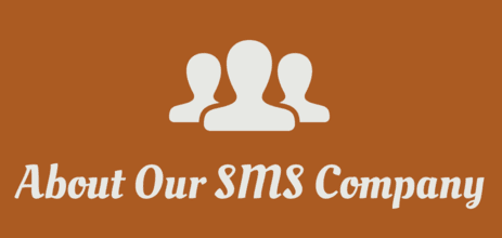 Information about our bulk SMS company's background.